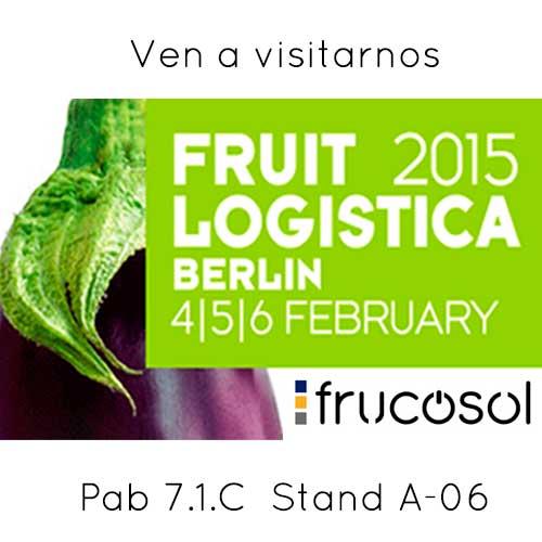 Primeras citas: Fruitlogistica y Gulfood