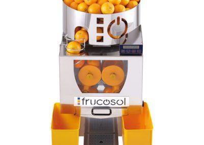 Frucosol F50AC - exprimidor de naranjas industrial