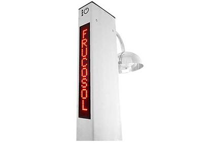 GF1000 Display Enfriador de Copas