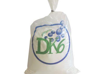 DK6 degreasing powders