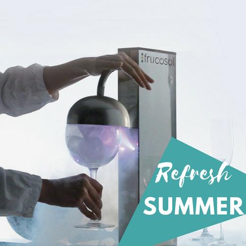 Refresca el verano con el enfriador instantáneo GF1000