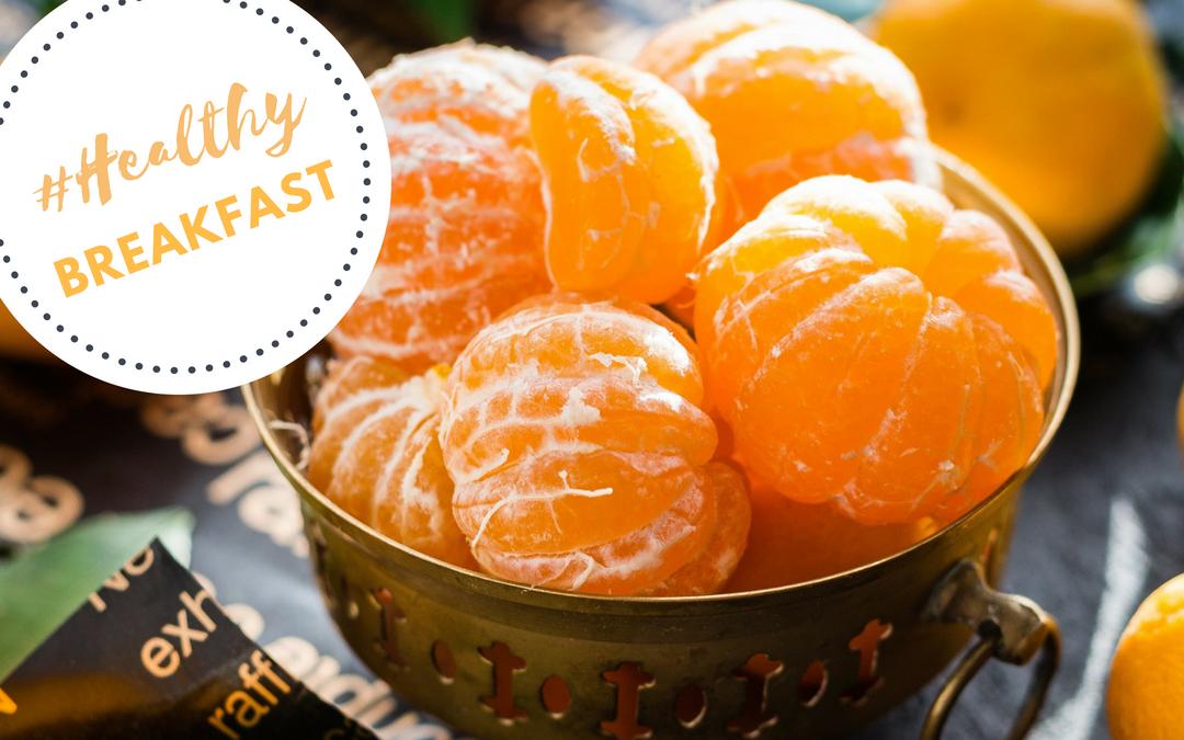 ¿Por qué añadir zumo de naranja a tu desayuno?