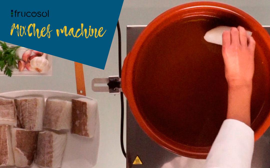 La MixChef Machine atrae miradas y mucho más!
