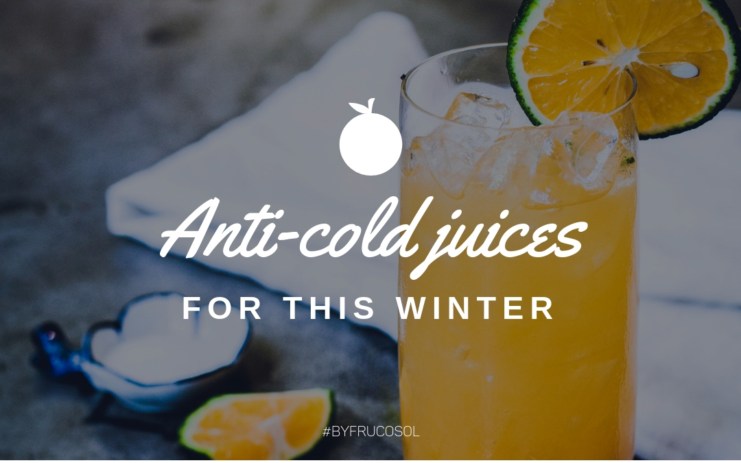Anti-cold juices for this winter