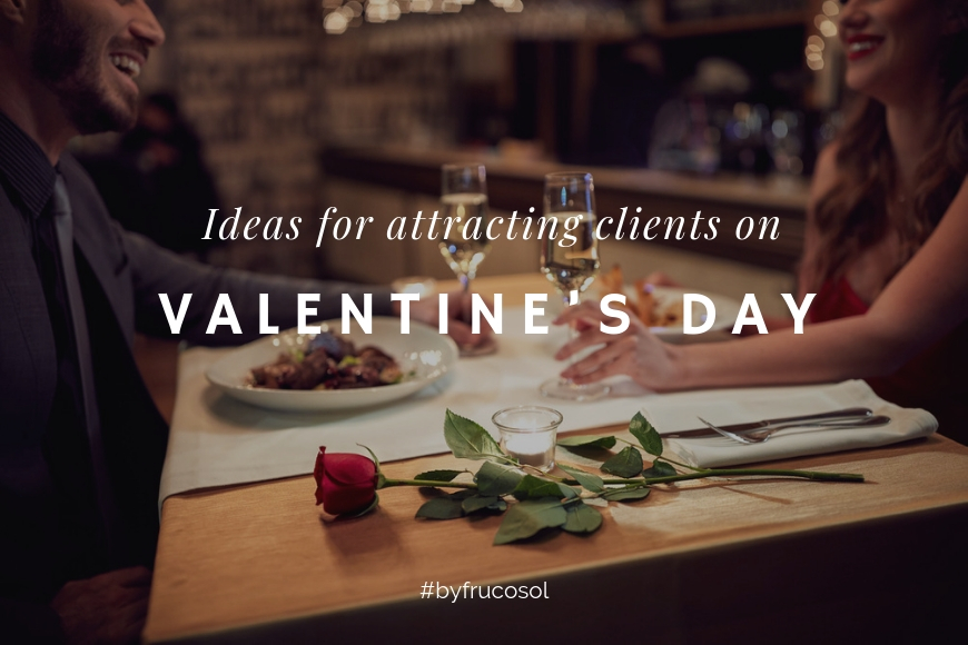 Keys to attract customers to your restaurant on Valentine's Day