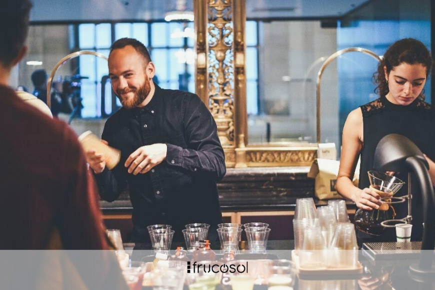 How to increase the sales of the bar? – Part 1
